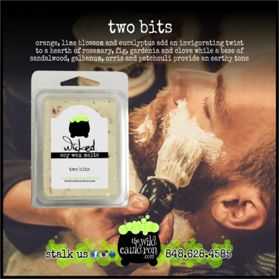 Two Bits Wicked Wax Melts