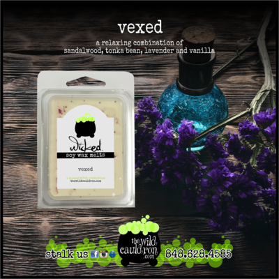 Vexed Wicked Wax Melts