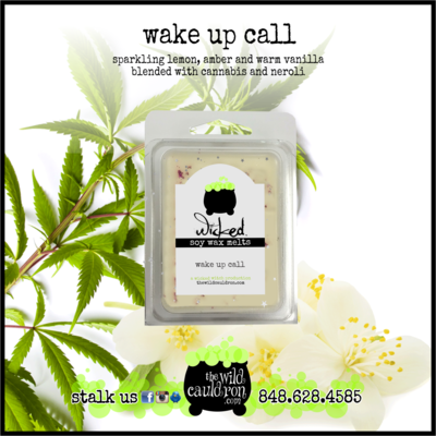 Wake Up Call Wicked Wax Melts
