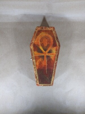 Ankh Coffin