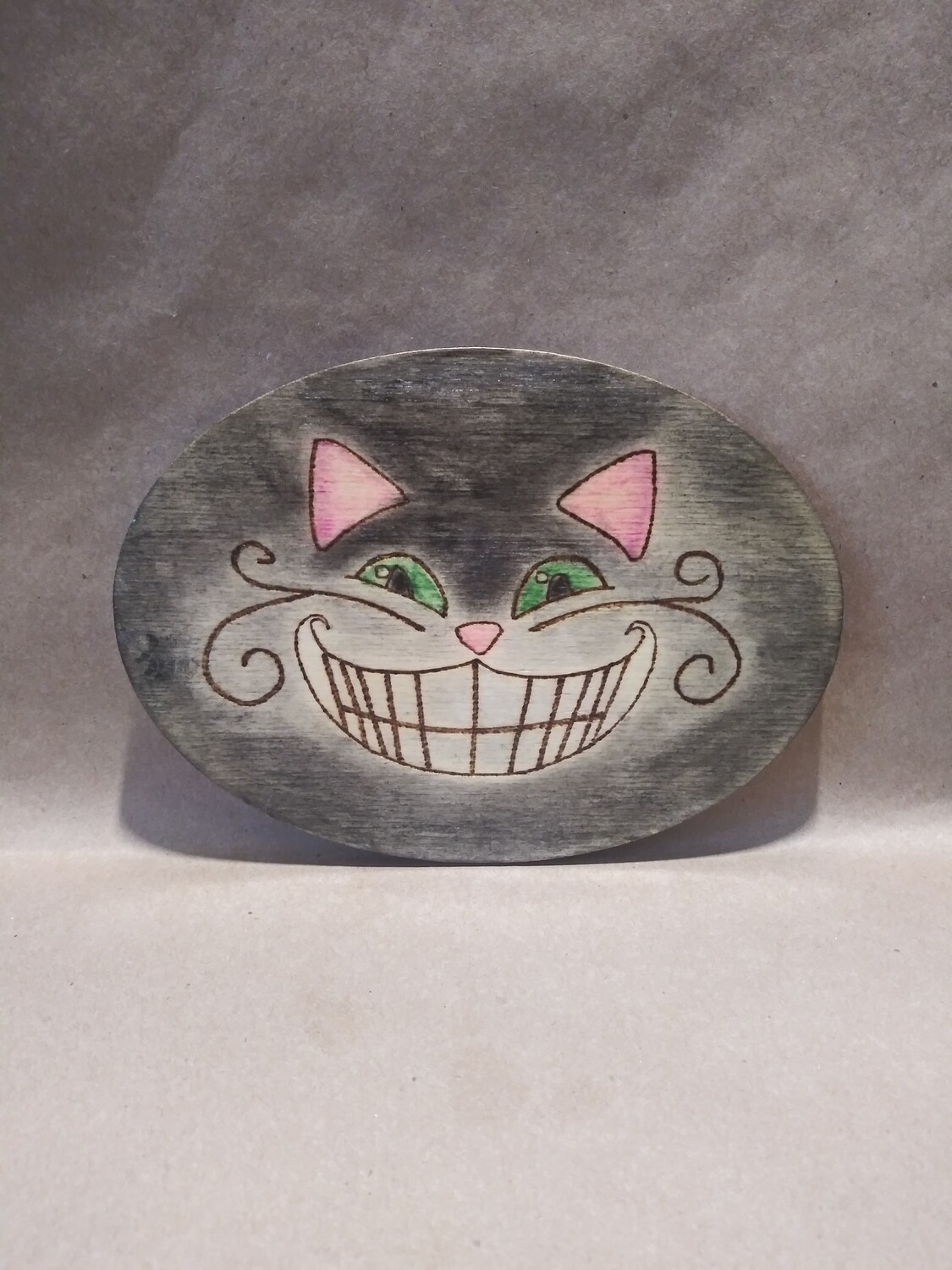 Cheshire Grin
