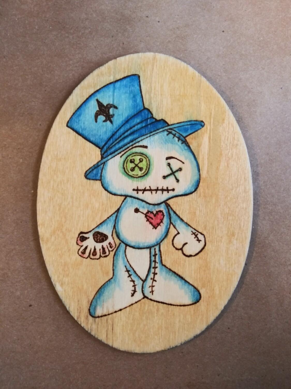 Baron Voodooz (Blue)
