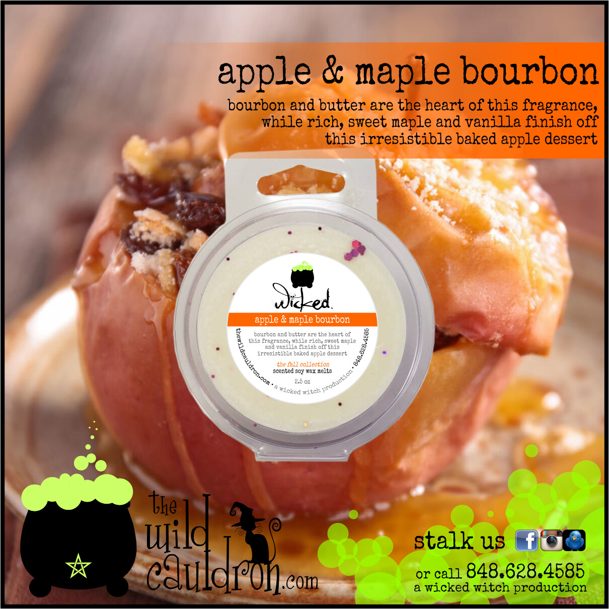 Apple and Maple Bourbon