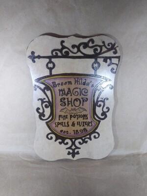 Broom Hilda's Magic Shop