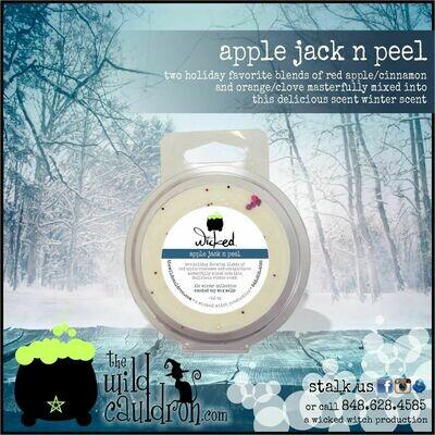 Apple Jack n Peel Wicked Wax Melt