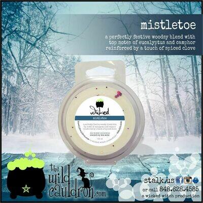 Mistletoe Wicked Wax Melt