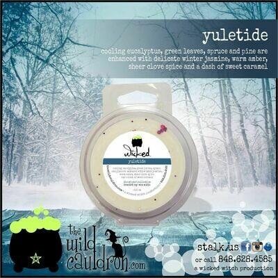 Yuletide Wicked Wax Melt
