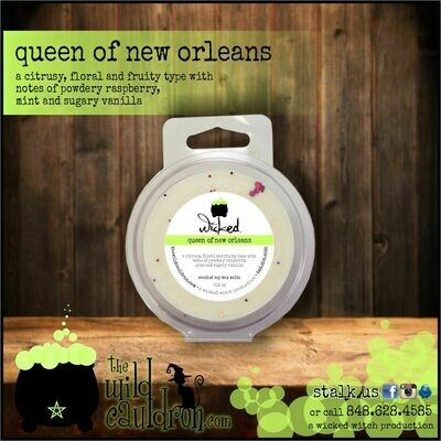 Queen of New Orleans Wicked Wax Melts
