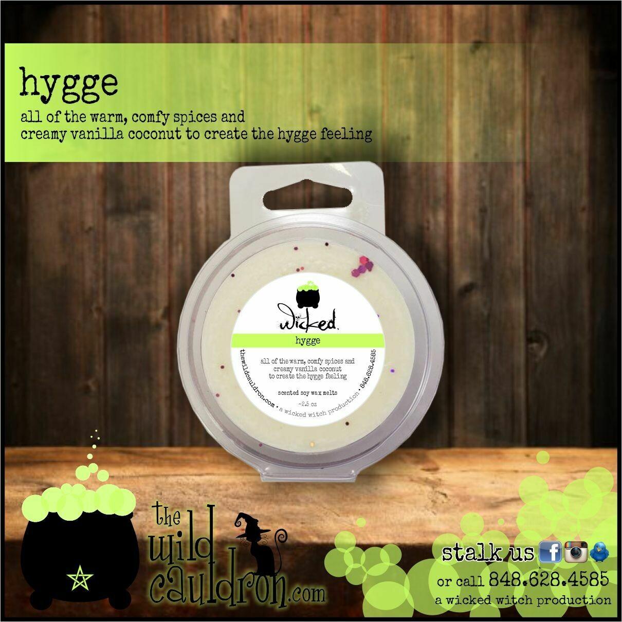 Hygge Wicked Wax Melts