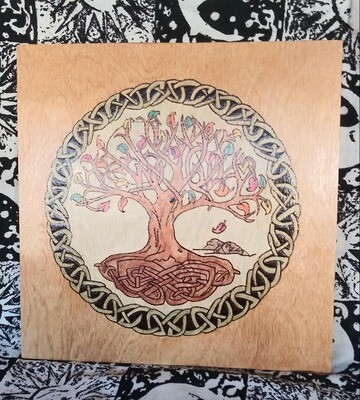 Celtic Knot Tree of Life