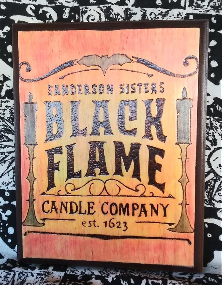 Black Flame Candle Company