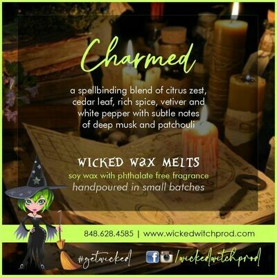 Charmed Wicked Wax Melts
