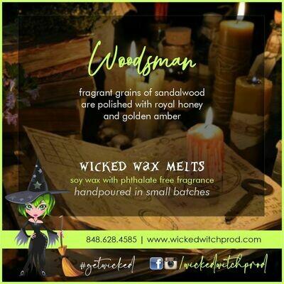Woodsman Wicked Wax Melts