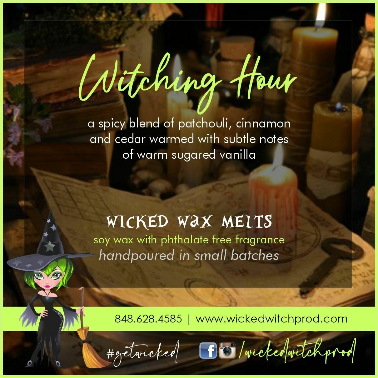 Witching Hour Wicked Wax Melts