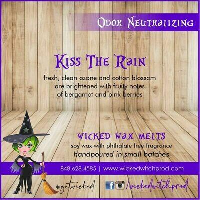 Kiss The Rain Odor Neutralizing Wax Melt
