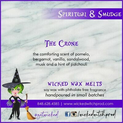 The Crone Wicked Wax Melts
