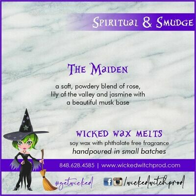 The Maiden Wicked Wax Melts