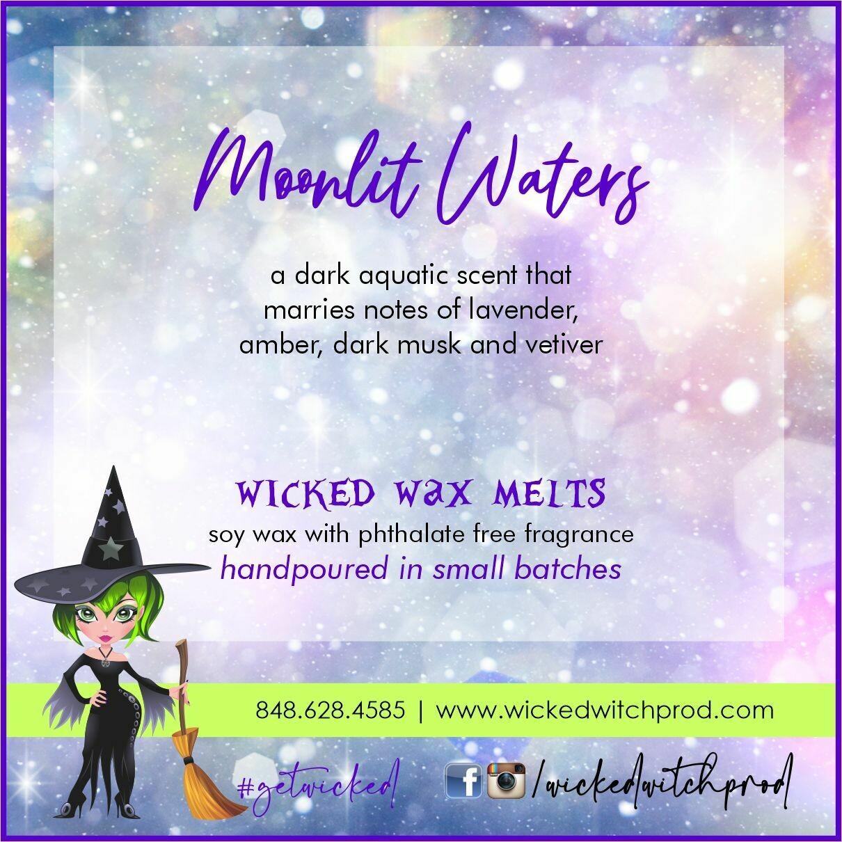 Moonlit Waters Wicked Wax Melts