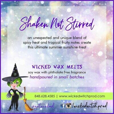 Shaken Not Stirred Wicked Wax Melts