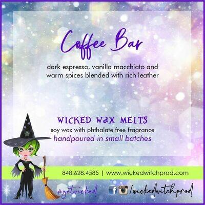 Coffee Bar Wicked Wax Melts