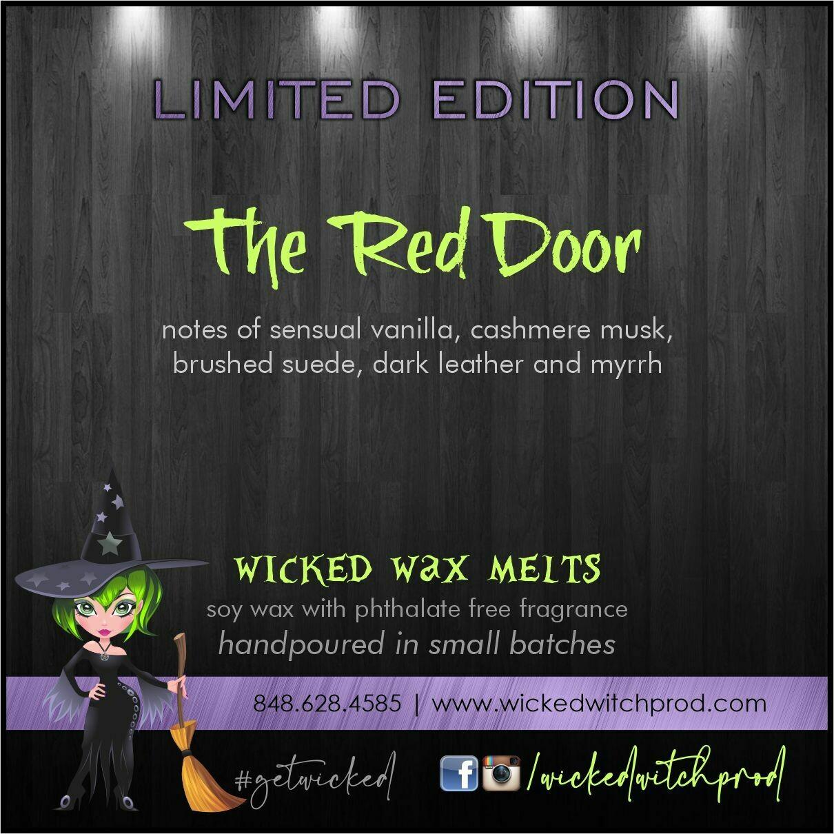 The Red Door Wicked Wax Melts