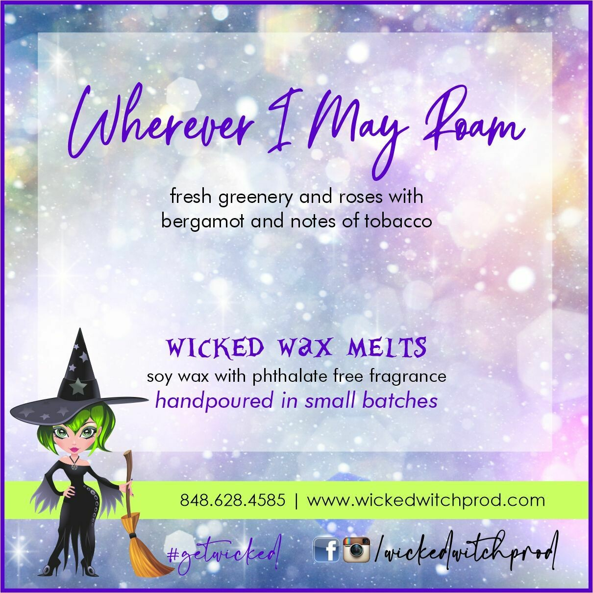 Wherever I May Gnome Wicked Wax Melts