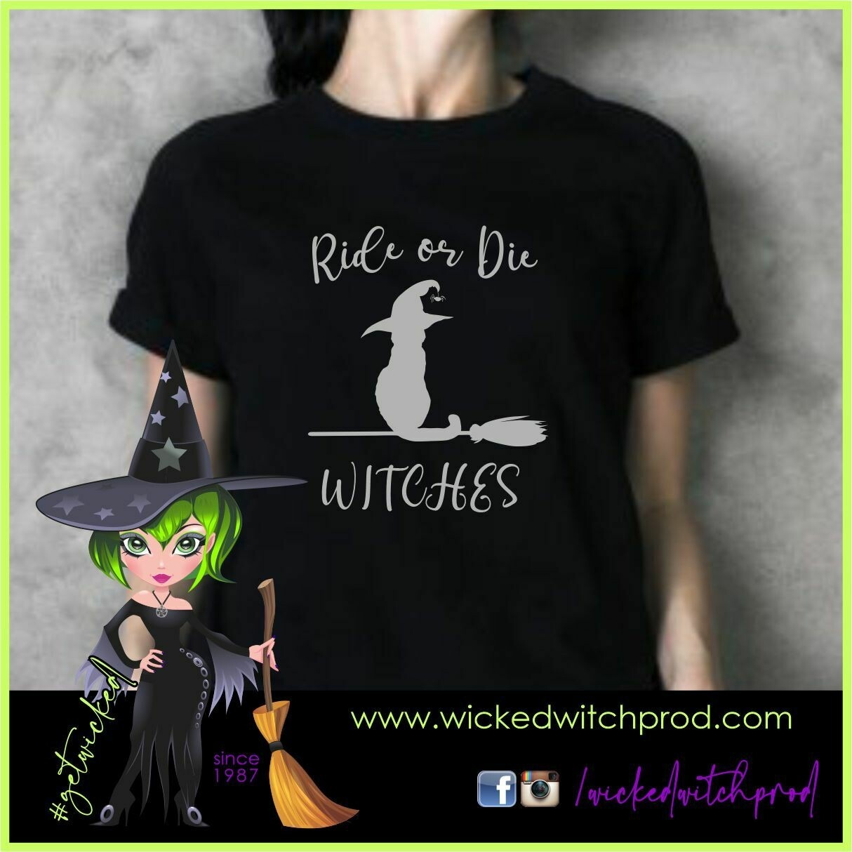 Ride or Die Witches