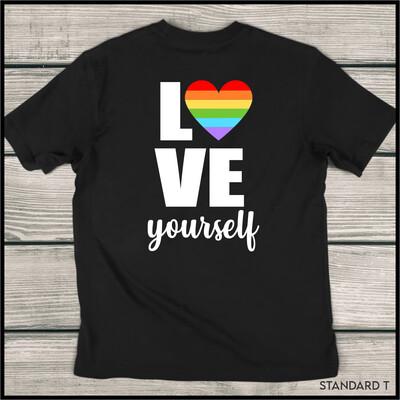 Love Yourself Standard T-Shirt