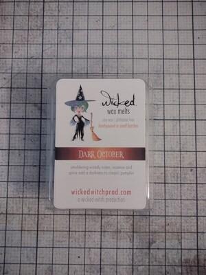 Dark October Wicked Wax Melt