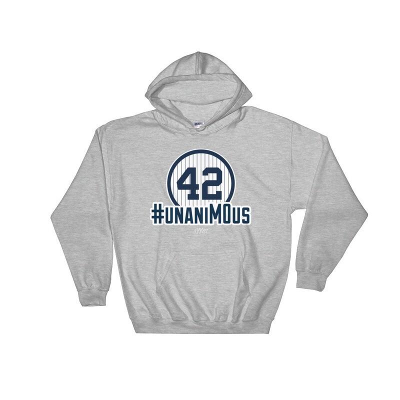 Mariano Rivera #unaniMOus hoodie