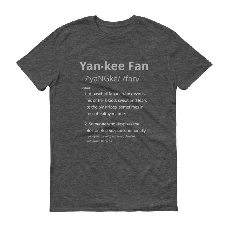 Defining a Yankee Fan