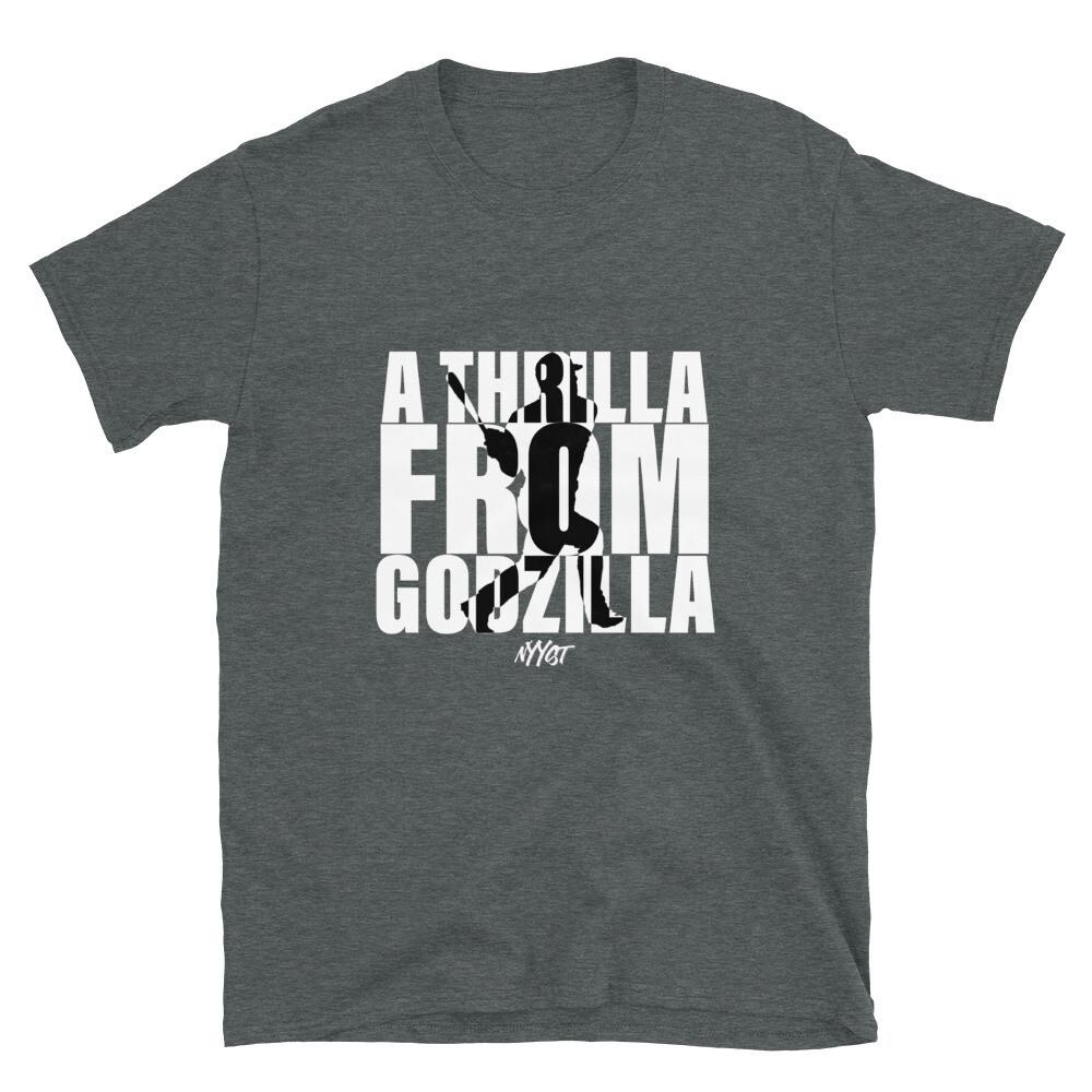 Thrilla From Godzilla!