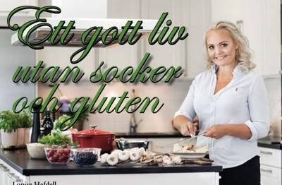 """e-bok """"Ett gott liv utan socker och gluten"""""""