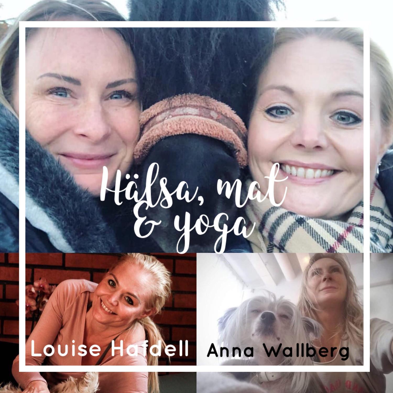 Hälsa, mat & yoga med Anna & Louise