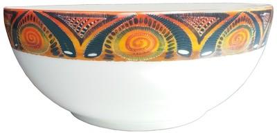 """Salad Bowl Large 9"""" Kudu FREE SHIPPING"""
