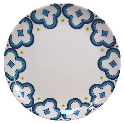 "PENZO's ""Alhambra"" Salad Plate 9"""
