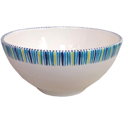 "PENZO's ""Alhambra"" Cereal Bowl 6"