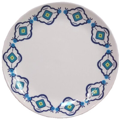 "PENZO's ""Alhambra"" Bread Plate 7"" nr. 1"