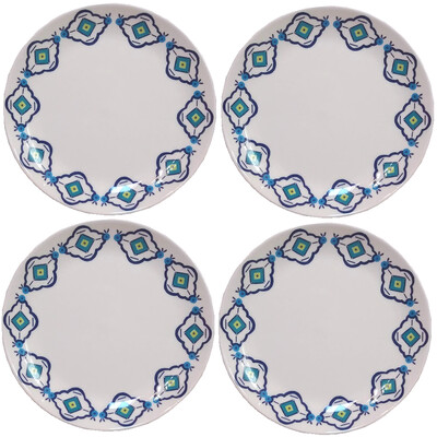 Set of 4 Bread Plates 7