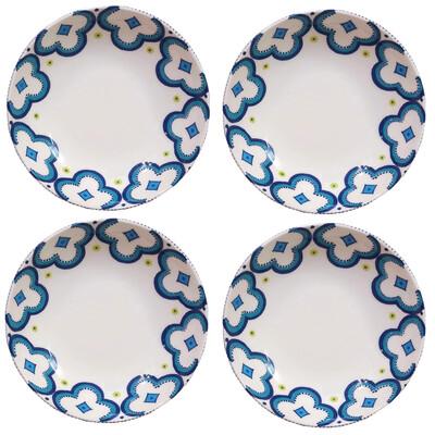 "PENZO's ""Alhambra"" Wok Bowls 7.5"" nr. 1 Set of 4 FREE SHIPPING"