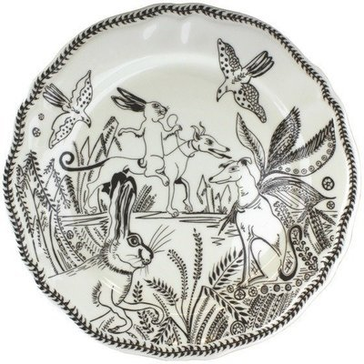 Dinner Plate Taupe