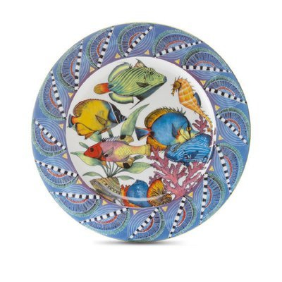 Dinner Plate Quill 10.4