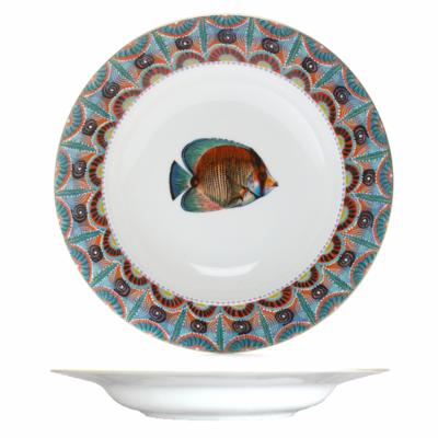 Soup Plate Ndoro 8.7