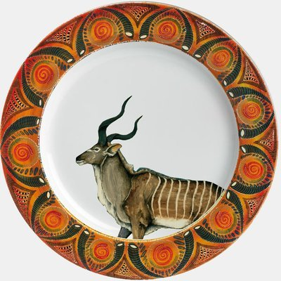"Salad Plate 9""               Kudu"