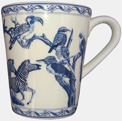 Coffee Mug Scene