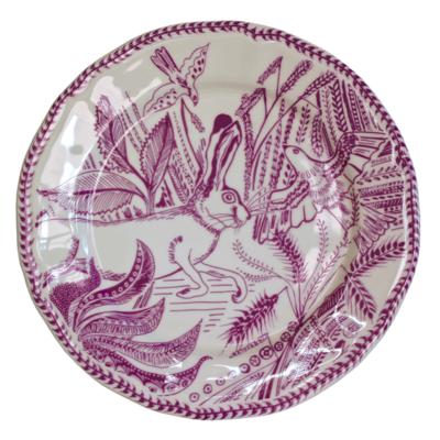 Salad Plate Lavender