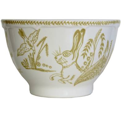 Cereal Bowl - Chartreuse