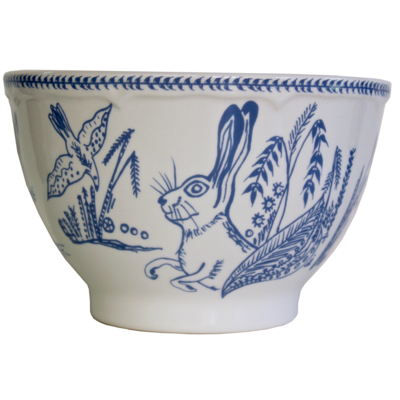 Cereal Bowl - Periwinkle