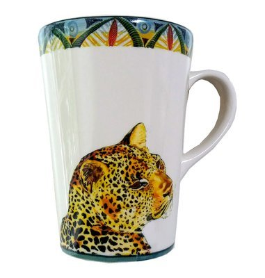 Coffee Mug Leopard