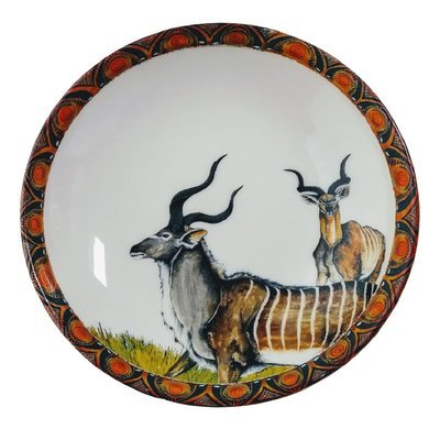 """Wok Bowl 7.5""""              Kudu"""